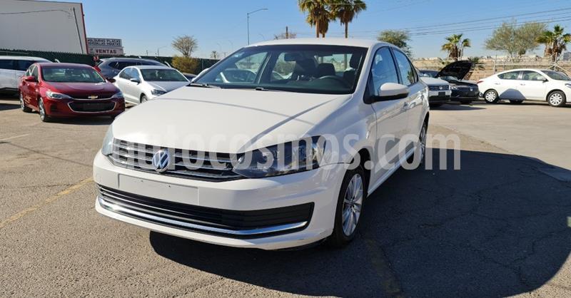 Volkswagen Vento Comfortline usado (2019) color Blanco precio $168,900