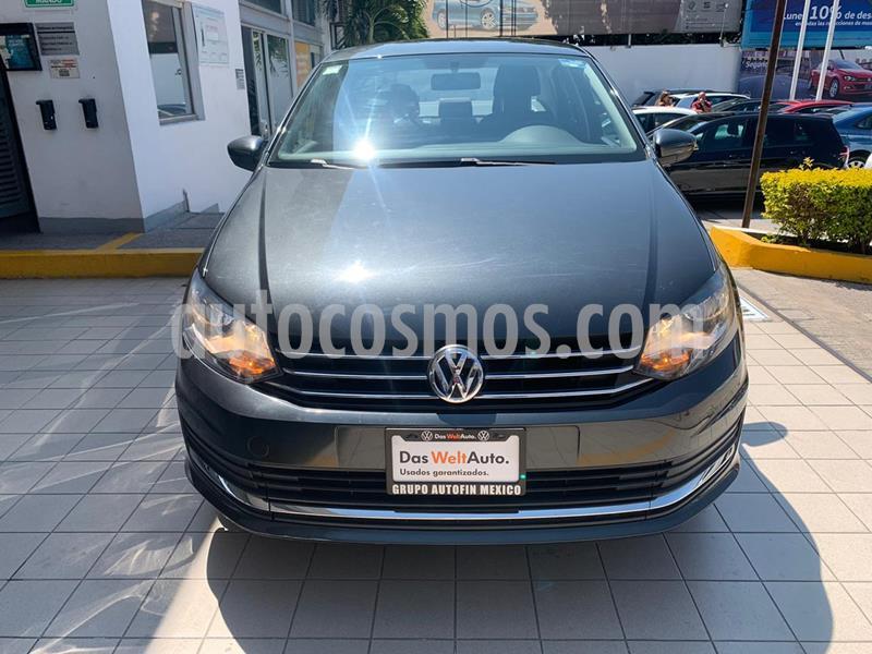 Volkswagen Vento Comfortline Aut usado (2020) color Gris Carbono precio $224,900