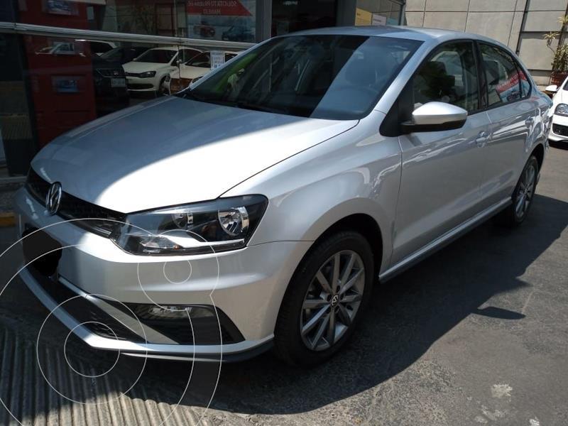 Foto Volkswagen Vento Comfortline Plus usado (2020) color Plata Dorado precio $279,500