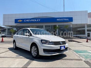 Volkswagen Vento Comfortline usado (2017) color Blanco Candy precio $159,000