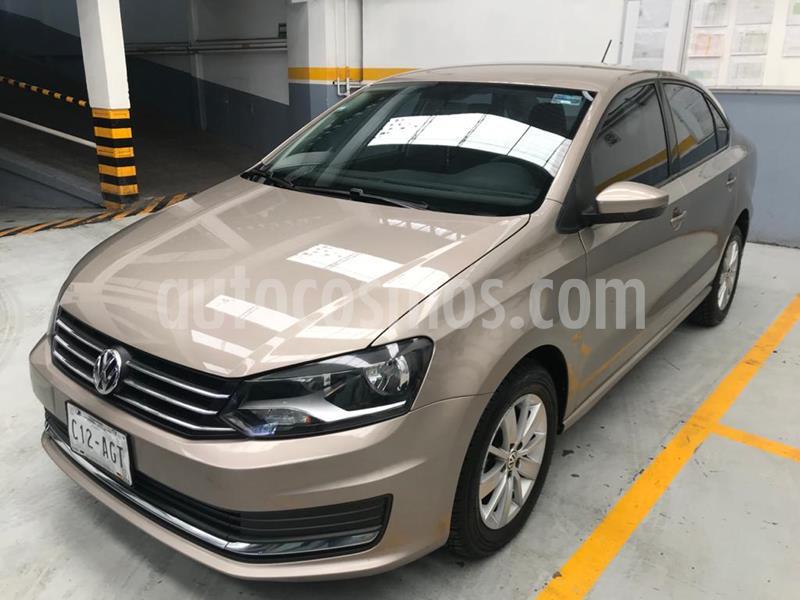 Volkswagen Vento Comfortline TDI usado (2016) color Beige Metalico precio $169,000