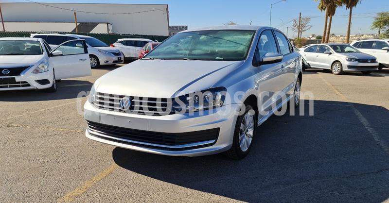 Volkswagen Vento Comfortline usado (2019) color Plata Dorado precio $154,000