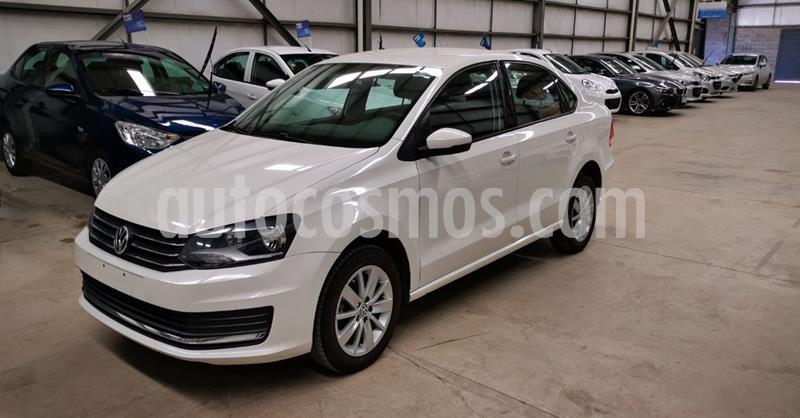 Volkswagen Vento Comfortline TDI usado (2019) color Blanco precio $171,900