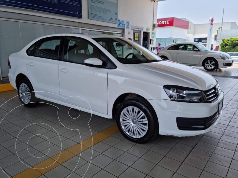 Foto Volkswagen Vento Startline Aut usado (2020) color Blanco Candy precio $209,900