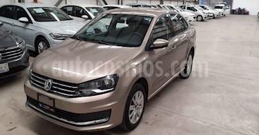 Volkswagen Vento 4p Confortline L4/1.6 Aut usado (2019) color Beige precio $189,800