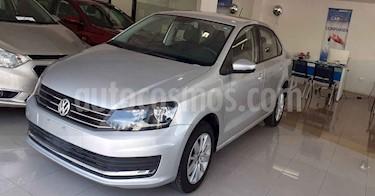 Volkswagen Vento 4p Confortline L4/1.6 Aut usado (2019) color Plata precio $174,900