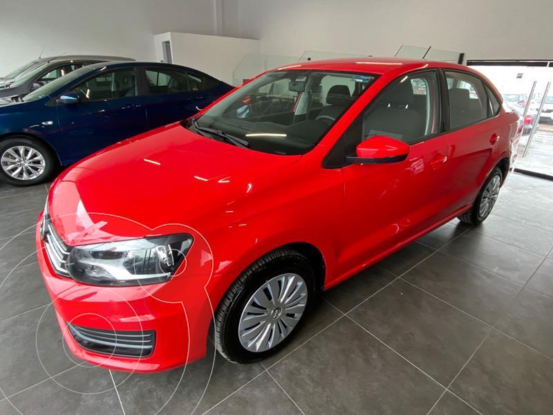 Foto Volkswagen Vento Startline usado (2020) color Rojo precio $220,000