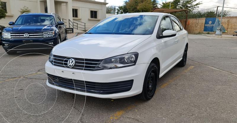 Foto Volkswagen Vento Startline Aut usado (2020) color Blanco precio $199,900