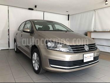 Volkswagen Vento 4p Confortline L4/1.6 Aut usado (2020) color Beige precio $240,000