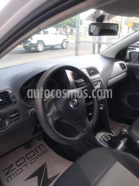 Volkswagen Vento Startline usado (2017) color Blanco precio $145,500