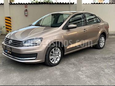 Volkswagen Vento Comfortline Aut usado (2019) color Beige precio $189,800