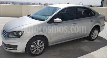 Volkswagen Vento Comfortline Aut usado (2017) color Plata Reflex precio $169,000