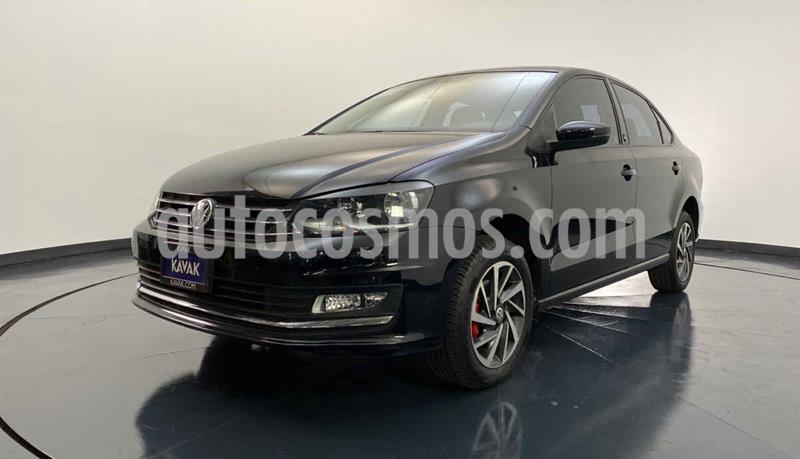 Volkswagen Vento Comfortline usado (2018) color Negro precio $202,999