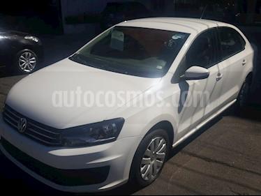 Volkswagen Vento Startline Aut usado (2018) color Blanco precio $156,000