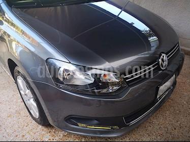 Volkswagen Vento Active usado (2014) color Gris precio $127,000