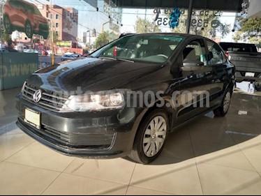 Volkswagen Vento 4P STARLINE L4/1.6 AUT usado (2018) color Gris precio $150,000