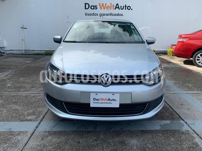 Volkswagen Vento Active usado (2015) color Plata Reflex precio $146,900