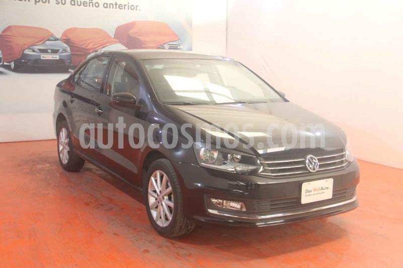 Volkswagen Vento Highline usado (2020) color Negro precio $230,000