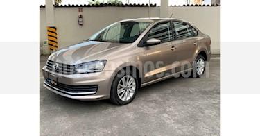 Volkswagen Vento 4p Confortline L4/1.6 Aut usado (2019) color Beige precio $165,900
