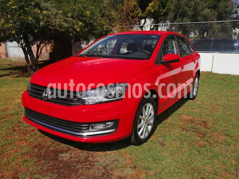 Volkswagen Vento Highline usado (2020) color Rojo precio $235,000