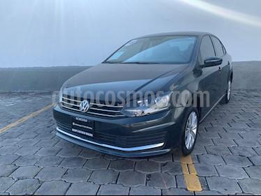Volkswagen Vento Comfortline Aut usado (2018) color Gris Carbono precio $205,000