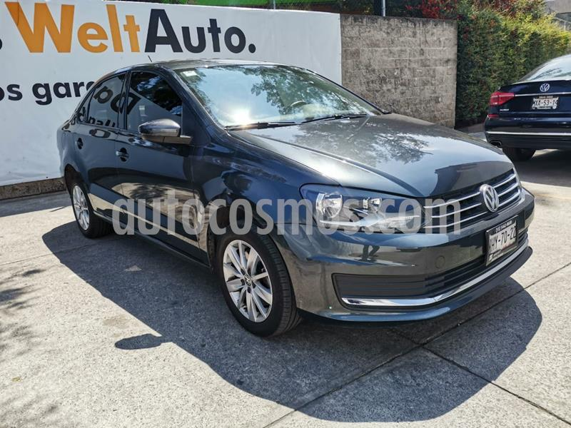 Volkswagen Vento Comfortline TDI usado (2018) color Gris precio $190,000
