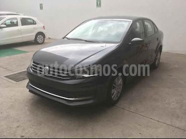 Volkswagen Vento 4p Comfortline Plus Std. usado (2020) color Gris precio $219,000