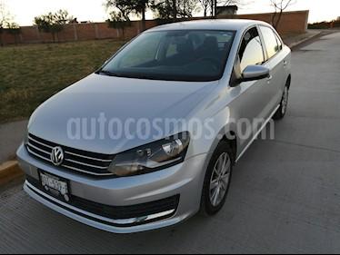 Volkswagen Vento Comfortline Aut usado (2019) color Gris Carbono precio $208,500