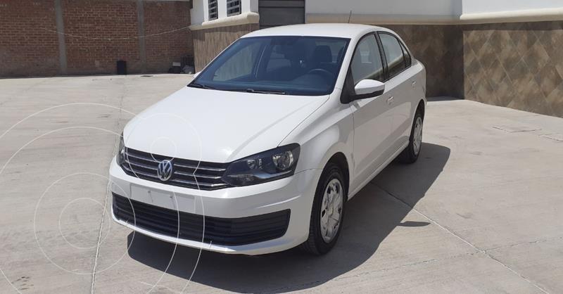 Foto Volkswagen Vento Startline Aut usado (2020) color Blanco precio $189,900