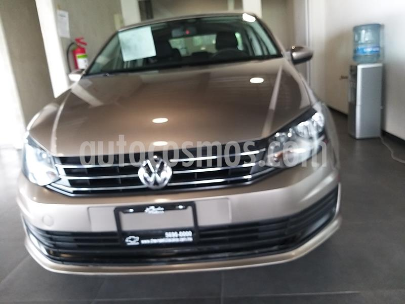Volkswagen Vento 1.6L usado (2020) color Bronce precio $165,550