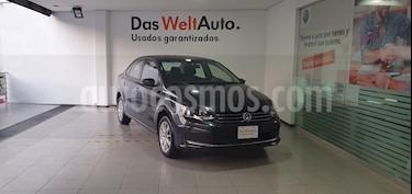 Volkswagen Vento Comfortline Aut usado (2018) color Gris Carbono precio $169,000