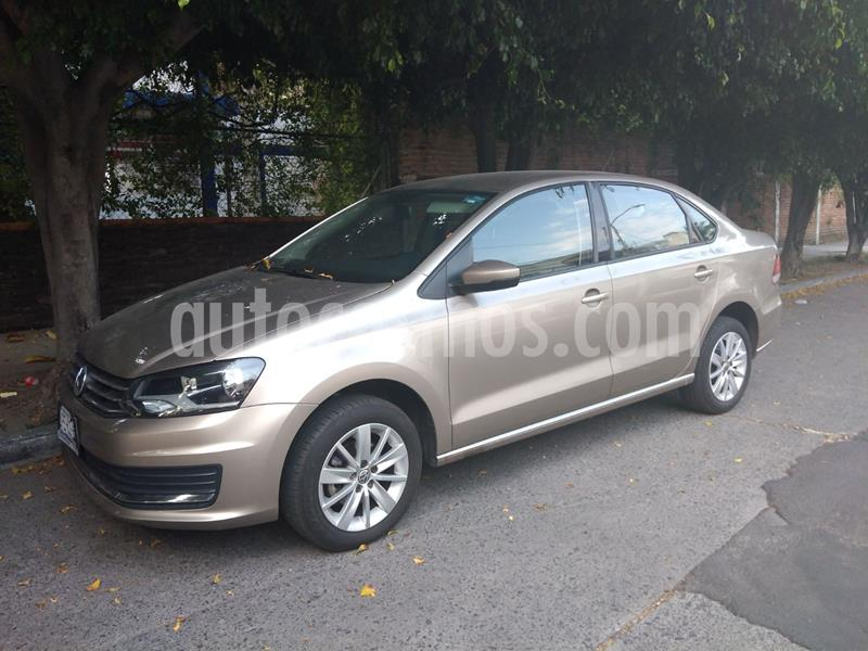 Volkswagen Vento Comfortline usado (2018) color Beige Metalico precio $159,000