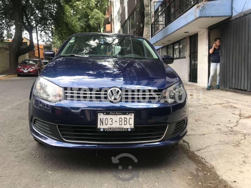 Volkswagen Vento Active usado (2014) color Azul Sombra precio $118,000