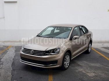 Volkswagen Vento Comfortline usado (2018) color Beige Metalico precio $215,000
