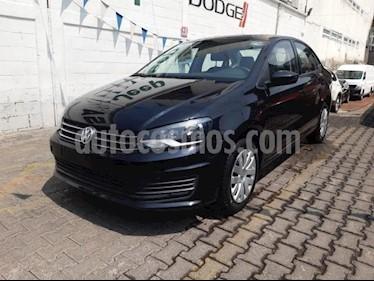 Volkswagen Vento 4P STARLINE TM5 A/AC. VE R-15 usado (2016) color Negro precio $143,000