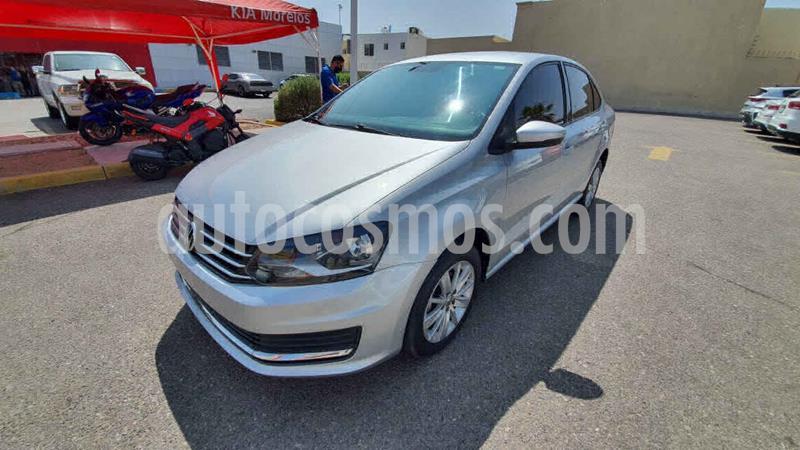 Volkswagen Vento Comfortline usado (2016) color Plata precio $135,000