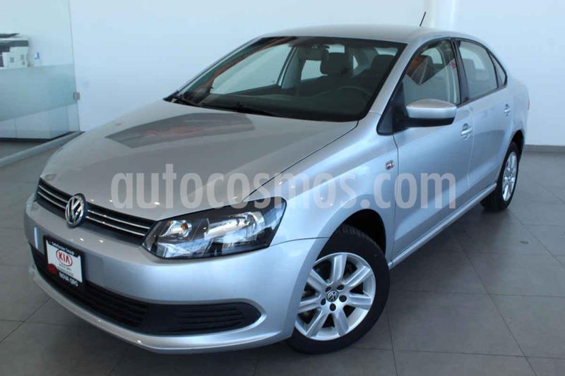 Volkswagen Vento Active Aut usado (2015) color Plata precio $145,000