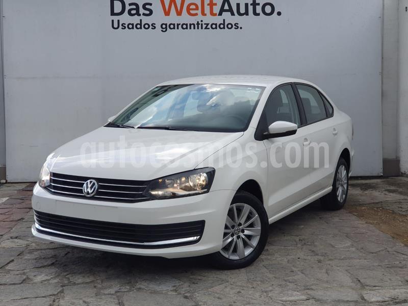 Volkswagen Vento Comfortline TDI usado (2019) color Blanco precio $235,000