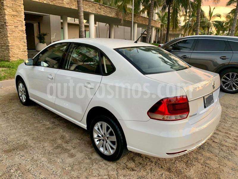 Volkswagen Vento Comfortline usado (2017) color Blanco Candy precio $170,000