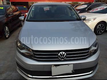 Volkswagen Vento Comfortline usado (2017) color Plata precio $170,000