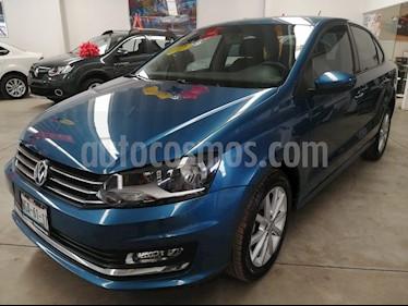 Volkswagen Vento Highline Aut usado (2018) color Azul precio $199,000