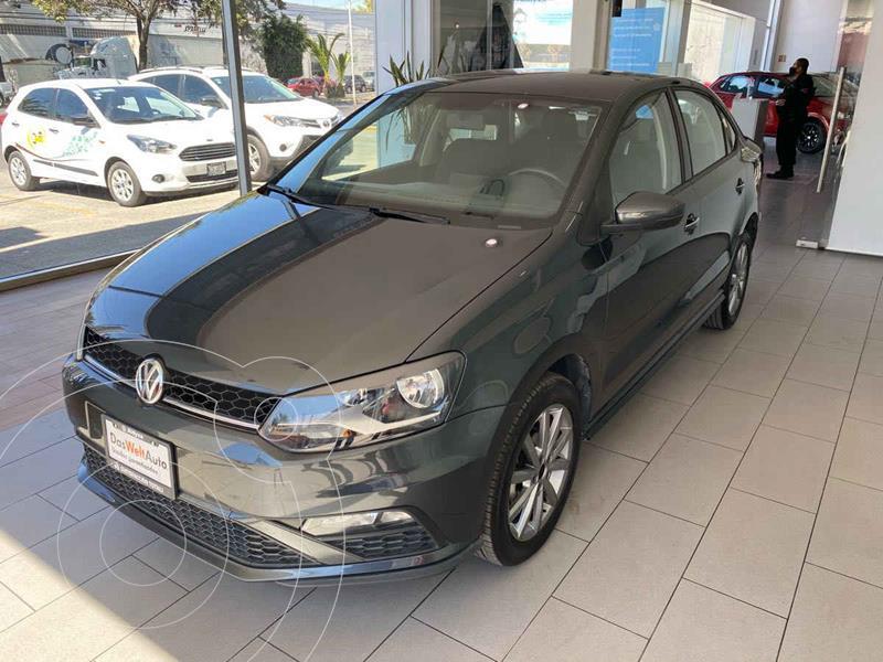 Foto Volkswagen Vento Comfortline Plus usado (2020) color Gris precio $245,000