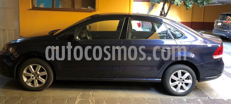 Volkswagen Vento Vento usado (2015) color Azul Noche precio $130,000