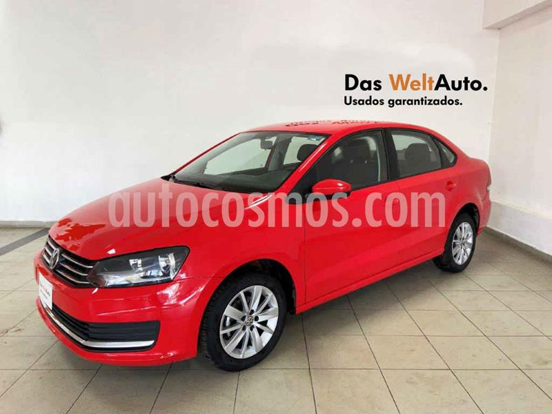 Foto Volkswagen Vento Comfortline usado (2020) color Rojo precio $212,595