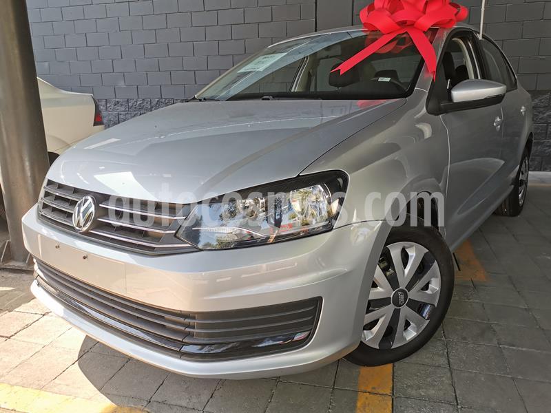 Foto Volkswagen Vento Startline usado (2019) color Plata Reflex precio $180,000