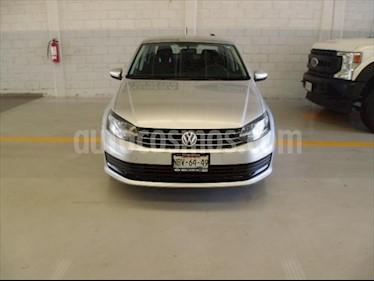 Volkswagen Vento 4P STARLINE L4/1.6 MAN usado (2017) color Plata precio $140,000