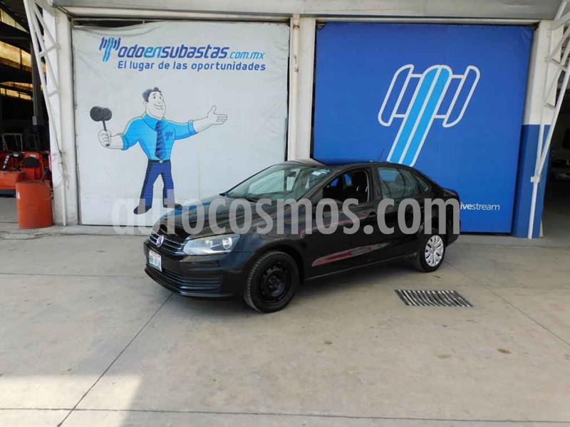 Volkswagen Vento Startline usado (2017) color Negro precio $76,000