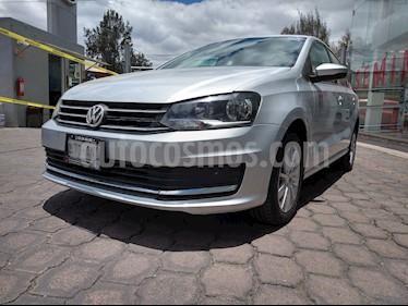 Volkswagen Vento Comfortline usado (2017) color Plata precio $168,900
