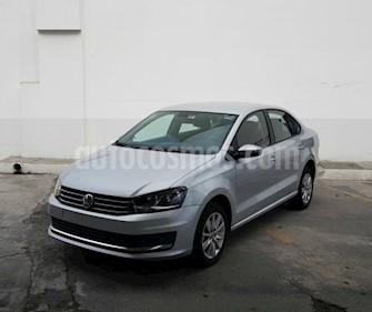 Volkswagen Vento Startline Aut usado (2019) color Plata precio $218,000
