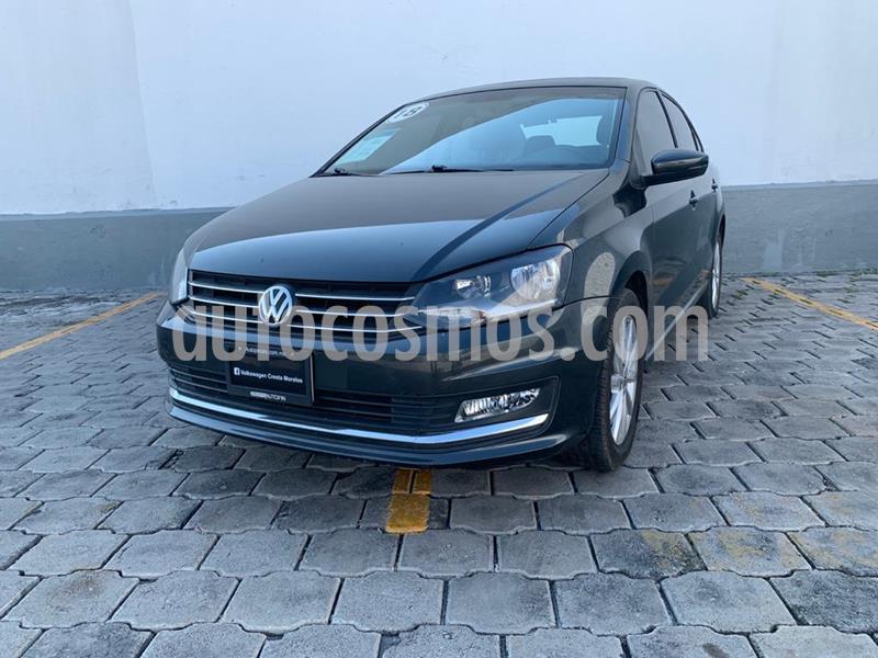 Volkswagen Vento Highline Aut usado (2018) color Gris Carbono precio $199,900